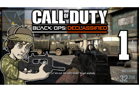 Black Ops Declassified - ULTIMATE RAGE - Part 1 (PS Vita ...