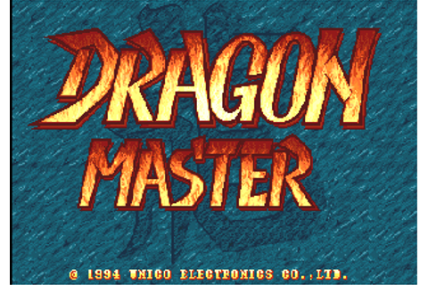 Dragon Master - Videogame by Unico