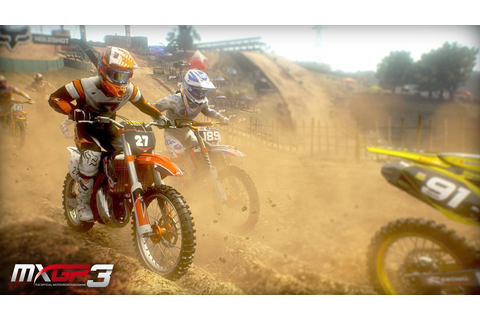 MXGP 3 Released for Xbox One, PS4 and PC! | RaceDepartment