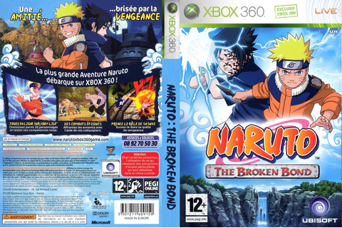 Ruy Games: Naruto: The Broken Bond