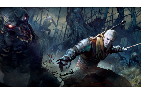 The Witcher Windows game - Mod DB