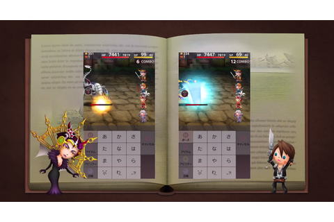 Square has Launched a Final Fantasy Typing-Battle Game for ...