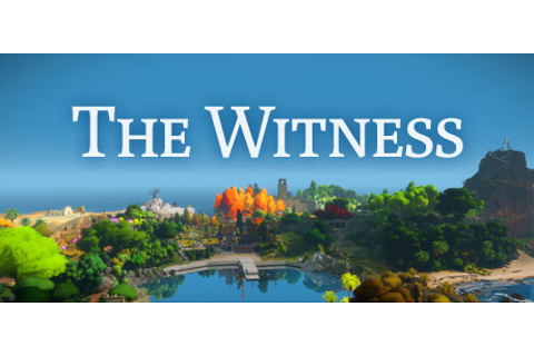 Save 33% on The Witness on Steam