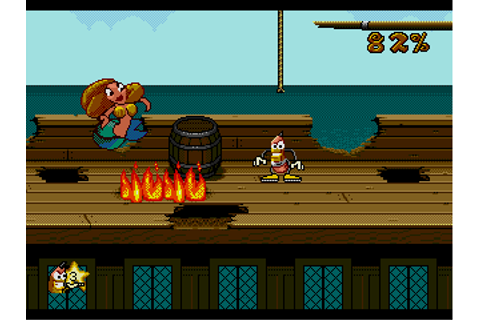 Wild Woody Screenshots for SEGA CD - MobyGames