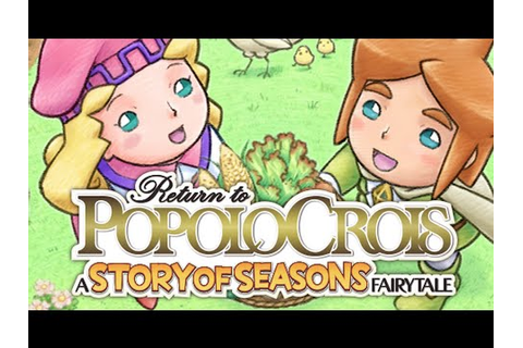 Return to PopoloCrois: A Story of Seasons Fairytale E3 ...