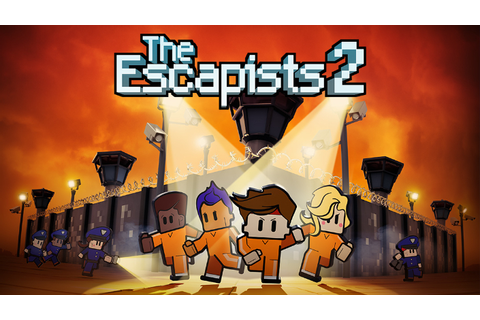 The Escapists 2 space prison reveal! | Invision Game Community