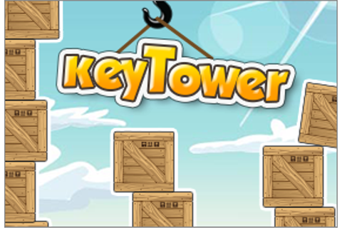 KeyTower - Game - Typing Games Zone