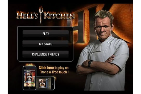 Hell's Kitchen: The Video Game: Week 1 - YouTube