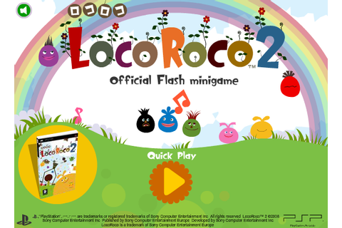 LocoRoco 2 (flash game) | Loco Roco Wiki | FANDOM powered ...