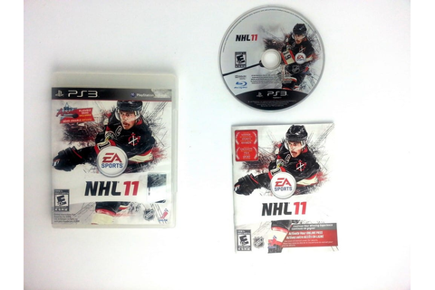 NHL 11 game for Playstation 3 (Complete) | The Game Guy