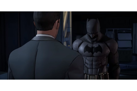 Batman: The Telltale Series | Game Review | Slant Magazine