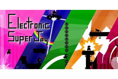 Electronic Super Joy | Wii U download software | Games ...