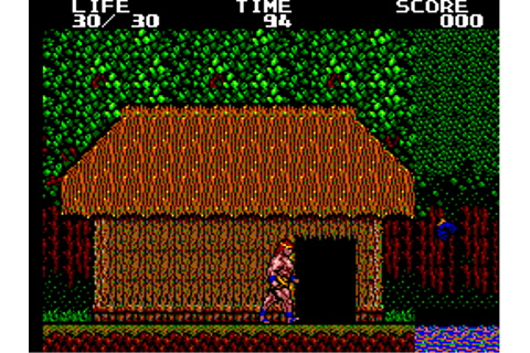 Danan - The Jungle Fighter (Europe) ROM