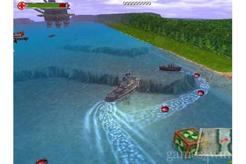 Battleship Surface Thunder Download on Games4Win