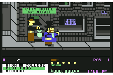 Download Rags to Riches (Commodore 64) - My Abandonware