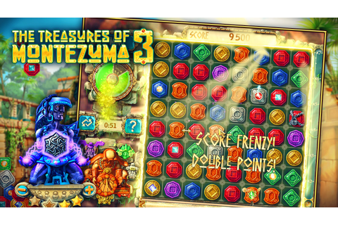 The Treasures Of Montezuma 3 Game - Free Download Full Version For PC