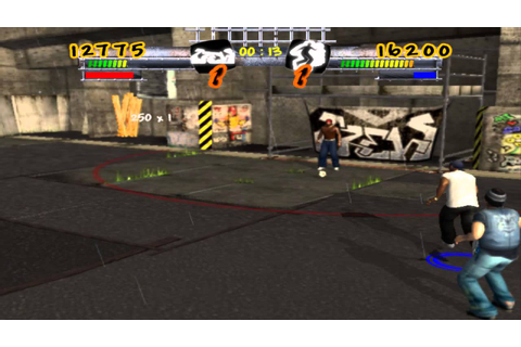 Urban Freestyle Soccer (PC GAME)