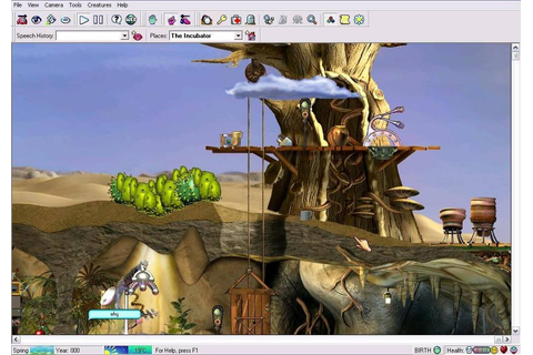 Download Creatures 2 (Windows) - My Abandonware