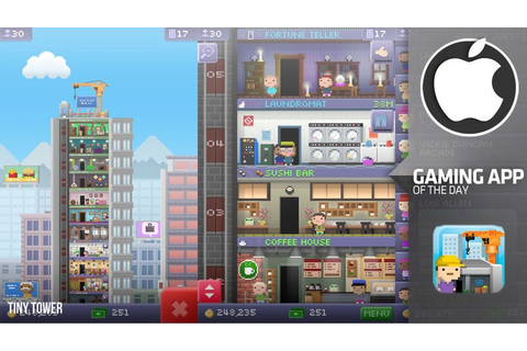 Kiss Your Life Goodbye With Tiny Tower