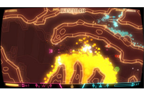 PixelJunk™ SideScroller Game | PS3 - PlayStation