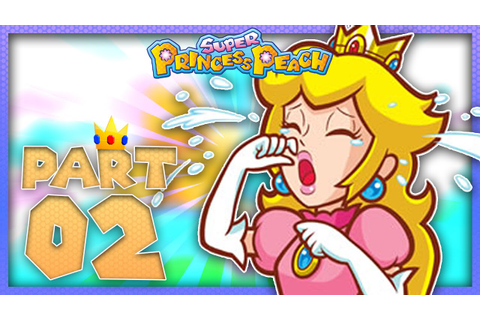 Super Princess Peach - Ladida Plains Part 2 | Gameplay ...