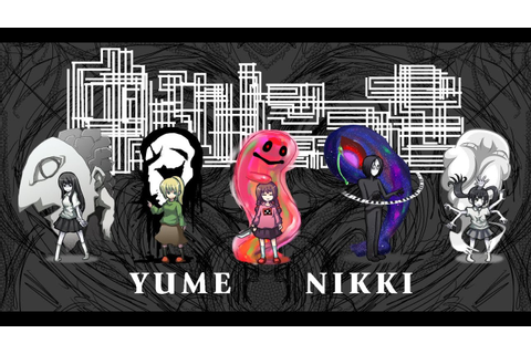 Gameplay RPG game for the first time - Yume Nikki - YouTube