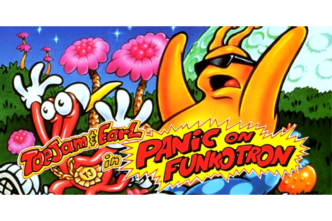 Toejam & Earl in Panic on Funkotron Download Game ...
