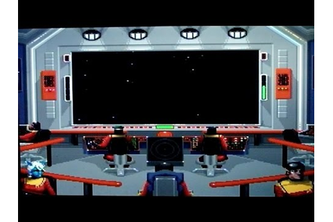 Star Trek: Starfleet Academy Starship Bridge Simulator ...