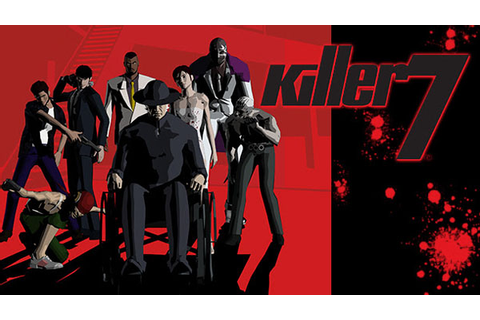 Killer7 coming to PC via Steam this fall - Gematsu