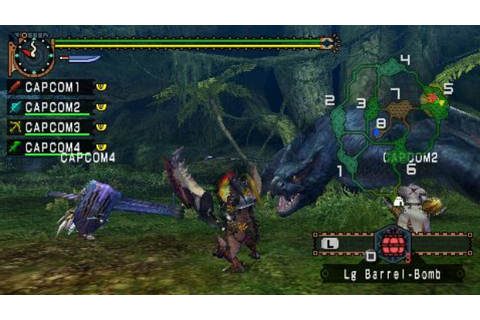 Monster Hunter Freedom Unite Rank Up Guide (iOS) | Touch ...