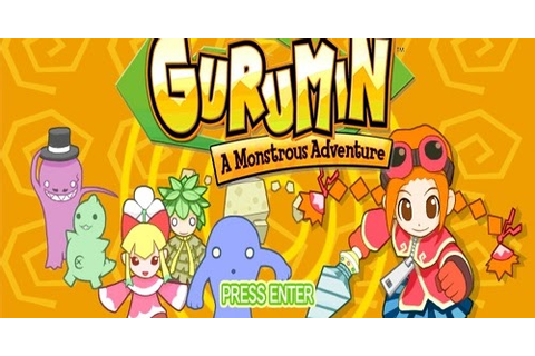 Gurumin A Monstrous Adventure Game Free Download ...