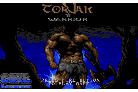 Download Torvak the Warrior - My Abandonware