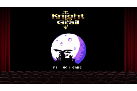 Speedrun Theatre Episode 28 - Knight'N'Grail - YouTube