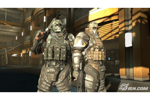 Army of Two Screenshots, Pictures, Wallpapers ...