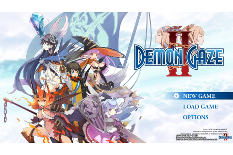 REVIEW: Demon Gaze II - oprainfall