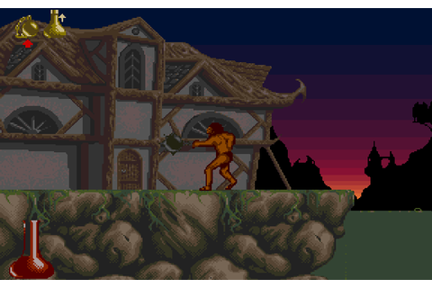 Shadow Of The Beast II : The Company - Classic Amiga Games