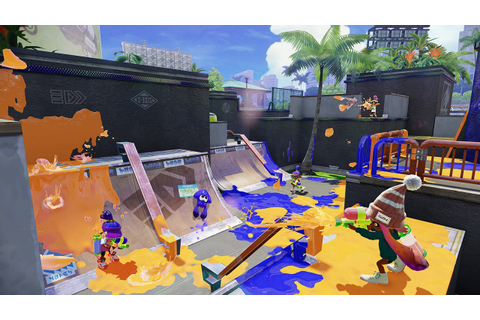 Review: Splatoon – Are You a Kid or a Squid?