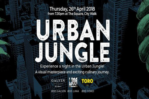 Urban Jungle in Dubai | Reserveout