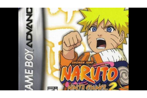 Naruto Ninja Council 2 Ost 15 - YouTube