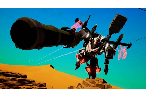 Marvelous announces Daemon X Machina for Switch - Gematsu