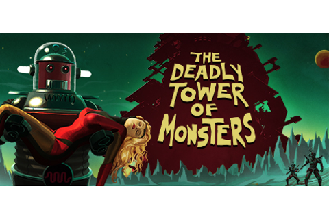 The Deadly Tower of Monsters | Art as Games