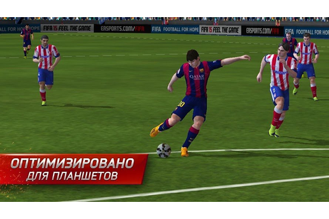 FIFA 15 Ultimate Team - Android games - Download free ...