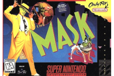 The Mask (video game) - Wikipedia