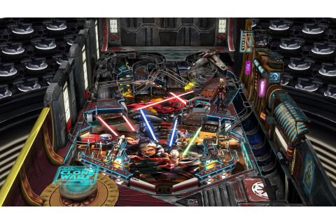 Pinball FX3 - Star Wars™ Pinball on Steam