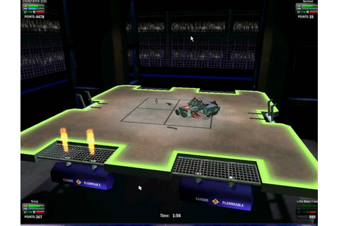 ROBOT ARENA 2 pc-game - YouTube