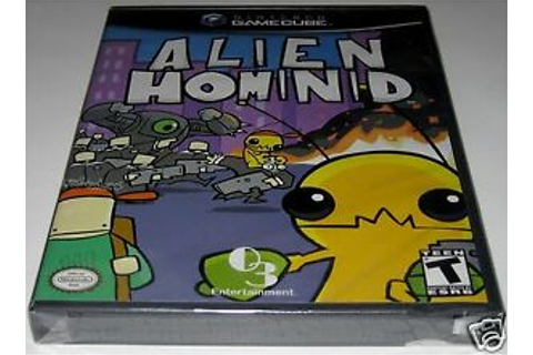 Alien Hominid ( Nintendo, Game Cube ) ~New~ Sealed! y ...