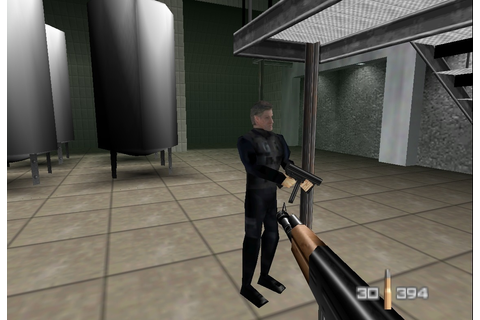 GoldenEye 007 – le jeu vidéo – Club James Bond France