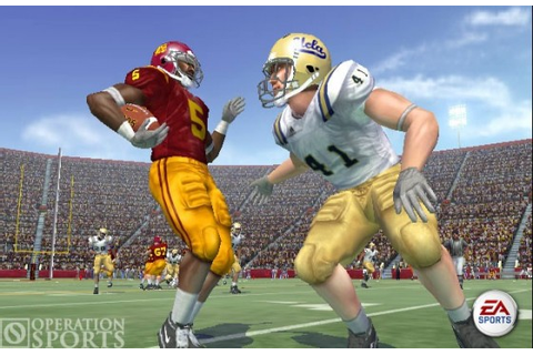 Top Five EA NCAA Football Games of All Time - Operation Sports