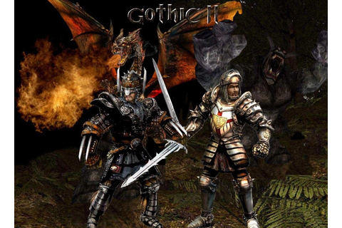 Gothic 2 Free Download - Ocean Of Games