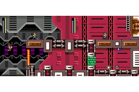 Mega Man The Wily Wars/Wily Tower stage 1 — StrategyWiki ...